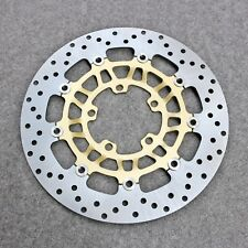 Front Brake Disc Rotor Fit for Triumph Daytona 600 650 675 Street Triple 675 R