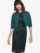 Neues AngebotPhase Eight Kaia Jacke khaki grün UK 18