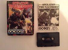 Operation Thunderbolt by Ocean - Sinclair ZX Spectrum cassette