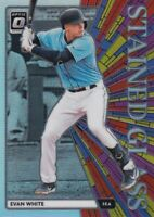 2020 OPTIC PRIZMS HOLO RC EVAN WHITE MARINERS STAINED GLASS INSERTS - C3723