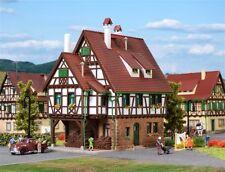 * Vollmer Scala N 7730 Fachwerkhaus Edificio Tedesco