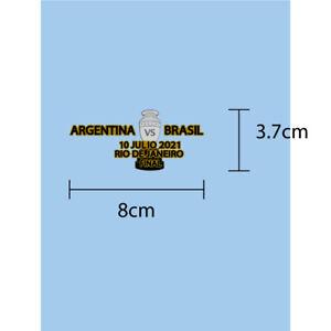 Argentina AFA COPA America 2021 Remake Excellent Quality Match Details