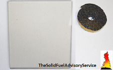 Morso Stove Glass & Seal Kit inc Squirrel Squirel Dove Lion Owl Panther Swan 04