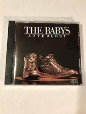 THE BABYS - ANTHOLOGY (CD - Chrysalis F2 21351)  - JOHN WAITE - SHIPS FREE