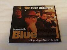 Duke Robillard Band - Independently Blue - CD (2013)