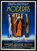 Manifesto Modernos Alan Rudolph Keith Carradine Linda Fiorentino John Lone M246