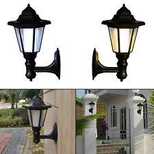 LED Solar Power Motion Sensor Garden Security Lamp Outdoor Waterproof Light IT