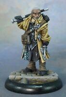 Reaper Miniatures - 60176 - Quinn, Iconic Investigator - Pathfinder