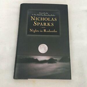 Nights in Rodanthe NICHOLAS SPARKS(Signed) Sept 2003 1st Printing - Hardcover/DJ