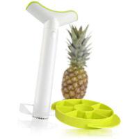 Vacuvin Plastic Pineapple Slicer & Wedger