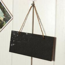 Children's Mini-Small Blackboard Wedding Wooden Hanging Blackboards Chalkboard