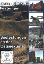 Forti di mare an der Costa del mar baltico - Documentazione DVD