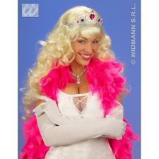 Ladies Long White Cotton Gloves 60cm Princess Nurse Celebrity Fancy Dress