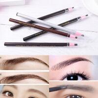 5XWasserdicht stereotype Papier Bleistift permanent Augenbrauenstift Make-up  X