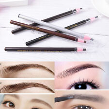 5XWasserdicht stereotype Papier Bleistift permanent Augenbrauenstift Make-up WH