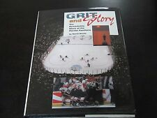 Florida Panthers Grit And Glory Hardback Book # 776 of # 1,997 by David Smale