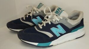 New Balance 997H Shoes Sneakers Men's Size 10 Blue Green Navy 997H