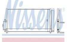 NISSENS Condensador, aire acondicionado FIAT PUNTO LANCIA MUSA YPSILON 94727