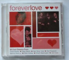 Forever love 20 track CD feat Peggy Lee, Mel Torme, Dean Martin, Al Martino
