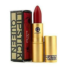NIB LIPSTICK QUEEN Saint Lipstick SAINT SCARLET RED 0.12 oz / 3.5 g
