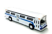 "New Shing Fat Huiyang Diecast Car New York City Bus NYC Central Station 6"""