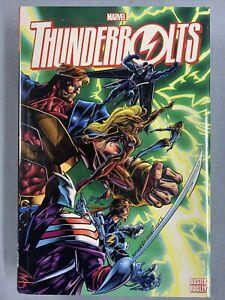 Marvel Comics THUNDERBOLTS OMNIBUS Hard Cover BAGLEY CVR (2021) Global Shipping