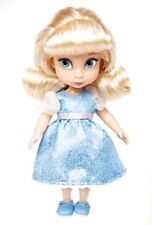 "DISNEY MINI DOLL ANIMATORS COLLECTION 5"" CINDERELLA COLLECTIBLE TOY FIGURE NEW"