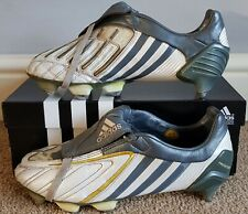 Adidas Predator Powerswerve SG *Pro Version* White/Lead/Metallic Gold