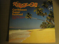 REGGAE & SKA CARIBBEAN SUPER FESTIVAL 2LP INTERCORD INT 155.042 GERMAN PRESS NM