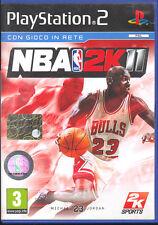 NBA 2K11 - PS2 (USATO) ITALIANO
