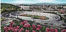 ROMA CITTÀ 163 STADIO STADION STADIUM ESTADIO CALCIO Cartolina MIGNON viagg 1961