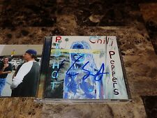 Red Hot Chili Peppers Signed By The Way CD Chad Smith Chickenfoot + COA Photo