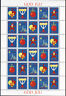 Finland Aland 1993, Christmas Sheet MNH