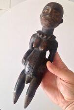Belle Statue Bois Fêtiche Art Afrique Ethnique  Lobi ?, à identifier
