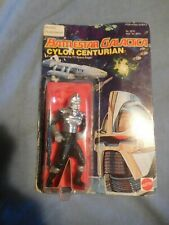 Vintage 1978 Battlestar Galactica Mattel Cylon Centurian Action Figure Unpunched