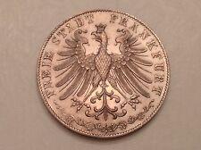 - Germany 1848 Frankfurt Two 2 Gulden – Sale priced