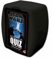 TOP TRUMPS - STAR WARS QUIZ