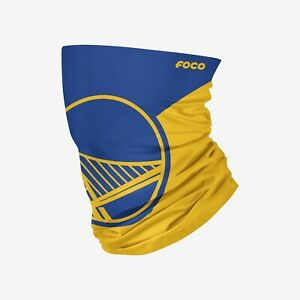 Golden State Warriors Multi-Use Gaiter Scarf Face Mask Neck Covering FREE SHIP