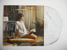 CARLA BRUNI : NO PROMISES [ CD ALBUM ] ~ PORT GRATUIT