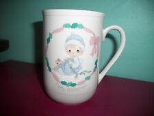 Merry Christmas Precious Moments Cup