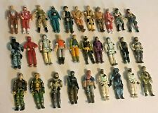 GI Joe Lot of 30 Action Figures Vintage Collection All 1980's (Lot #1)