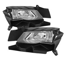 Mazda 3 10-11 Mzd 3 Clear Bumper Fog Lights w/Bulbs+Wire+Switch Full Set
