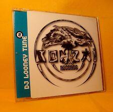 MAXI Single CD DJ LOONEY TUNE 2 4TR 1995 BONZAI RECORDS