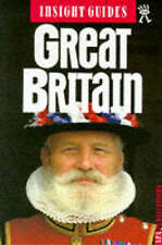 (Good)-Great Britain Insight Guide (Insight Guides) (Paperback)--962421025X