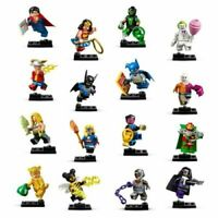 Lego DC Comics Minifig Series 71026 new  lego minifigures full set