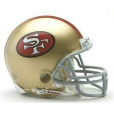 Riddell Vsr4 Mini Football Helmet San Francisco 49ers 64-95