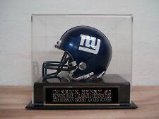 Display Case For Your Derrick Henry Alabama Autographed Football Mini Helmet