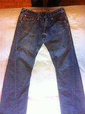 Pantaloni jeans Armani Jeans AJ, taglia 32, colore blu