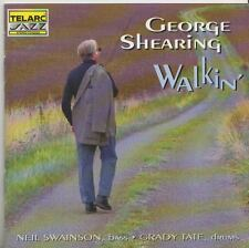 GEORGE SHEARING  CD WALKIN'