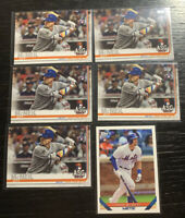 Jeff McNeil RC Lot(6) 2019 Topps New York Mets